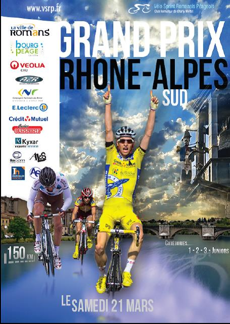 GP Rhône Alpes Sud »,